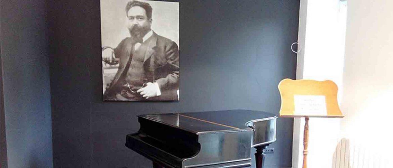 Isaac Albeniz était à la fois musicien…et aventurier