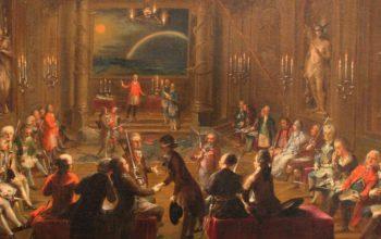 Mozart en loge