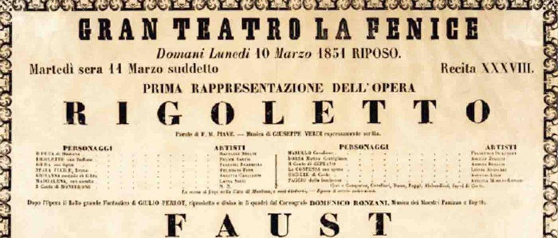 (presque tout savoir sur) Rigoletto, de Verdi